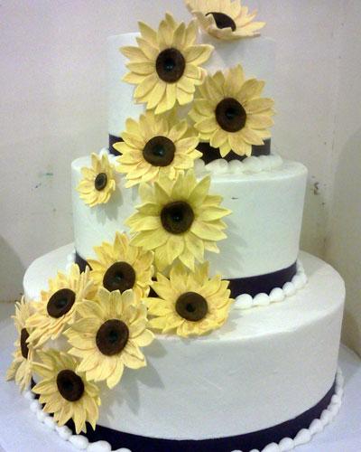 Bakers Of Buffington Wedding Cakes